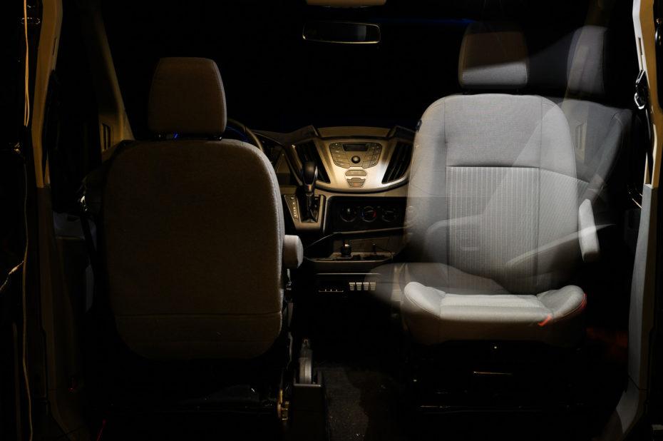 Swivel Seat Installation