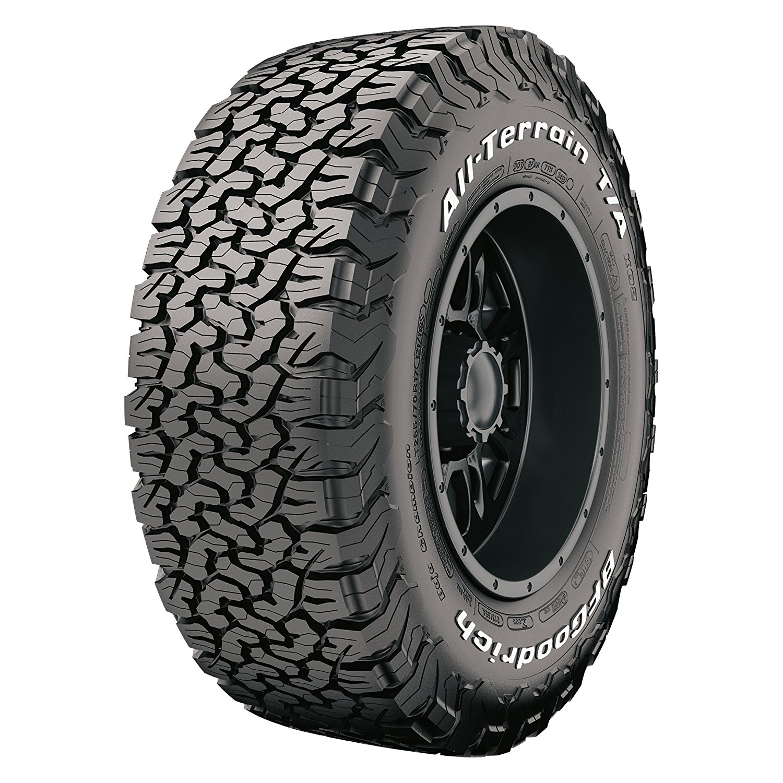 BFGoodrich KO2 tires