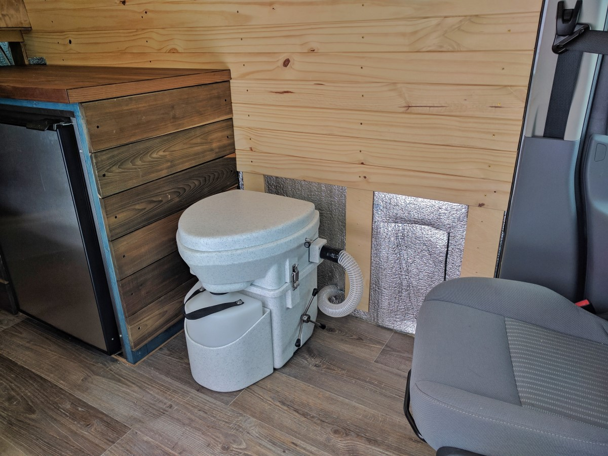 camper van conversion with toilet the image kid has it. Black Bedroom Furniture Sets. Home Design Ideas
