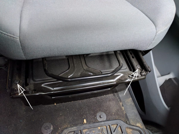 Ford-Transit-Driver-Side-Swivel-Installation-(17-marked)