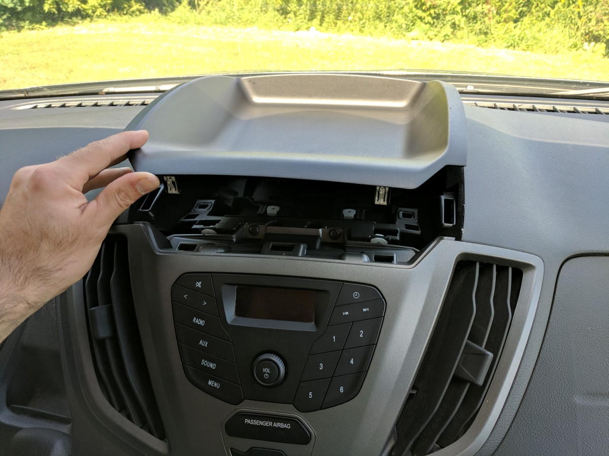 [SCHEMATICS_4US]  Ford Transit DIY Aftermarket Radio Installation (Pioneer Android/CarPlay) |  FarOutRide | Ford Turneo Audio Wiring Uk |  | FarOutRide.com