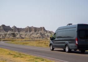 The Badlands South Dakota (2)