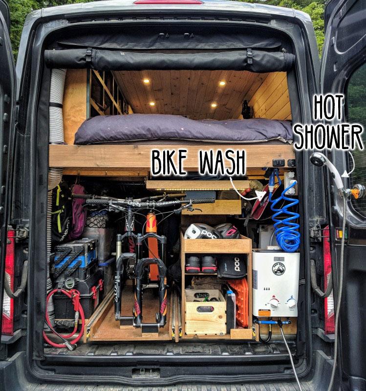How-to-find-water-free-vanlife,-van-shower