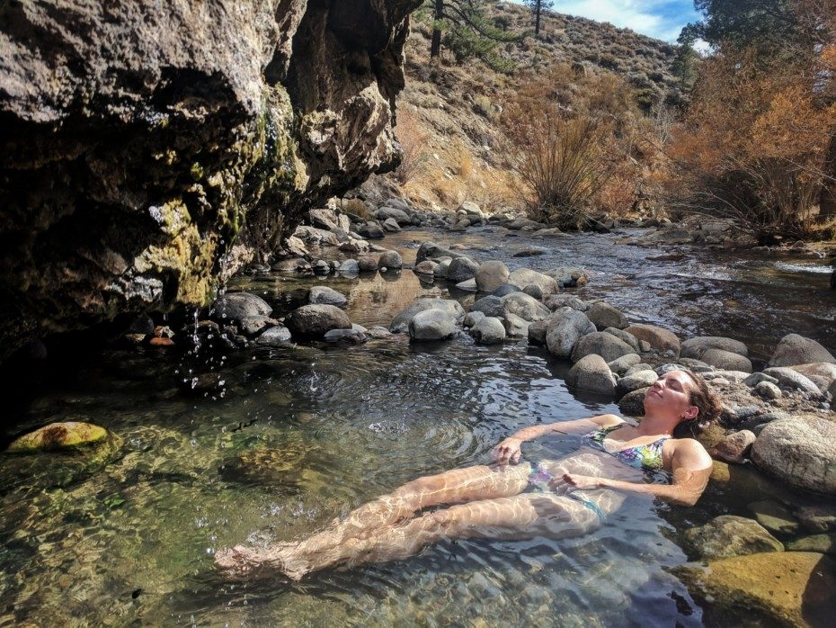 Buckeye Hot Springs, California