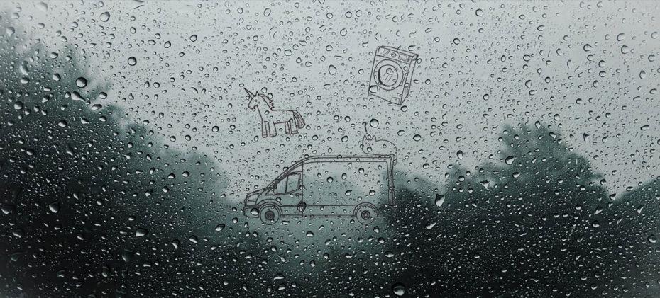 fddcb878883 Condensation And Moisture In A Van