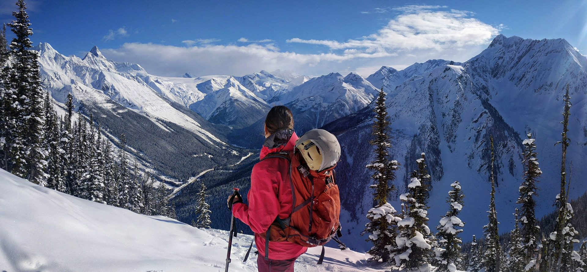 Rogers Pass Backcountry Skiing