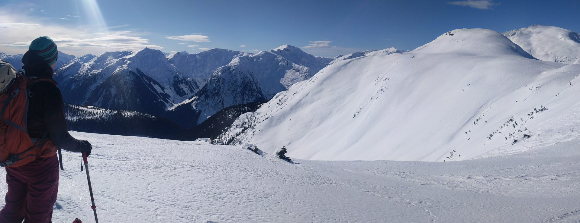 Terrace BC Backcountry Skiing