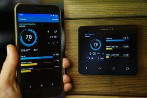 Simarine Pico Battery and Consumers Monitoring
