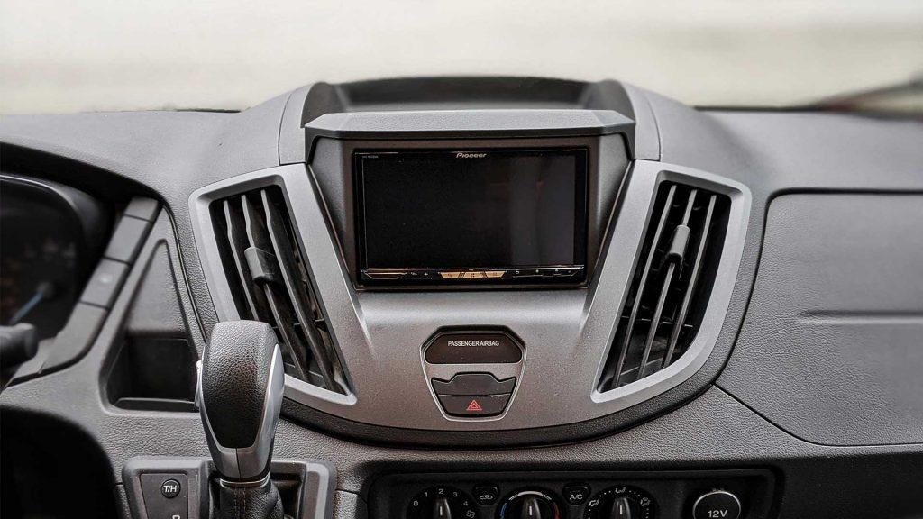 [DIAGRAM_0HG]  Ford Transit DIY Aftermarket Radio Installation (Pioneer Android/CarPlay) |  FarOutRide | 2015 Ford Transit Wagon Wiring |  | FarOutRide.com