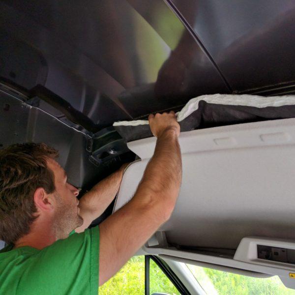 ford-transit-camper-van-thinsulate-installation-13